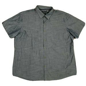 Van Heusen Mens Short Sleeve Size XXL Slim Fit